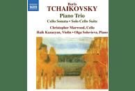 Marwood/Kazazyan/Solovieva - Klaviertrio [CD]