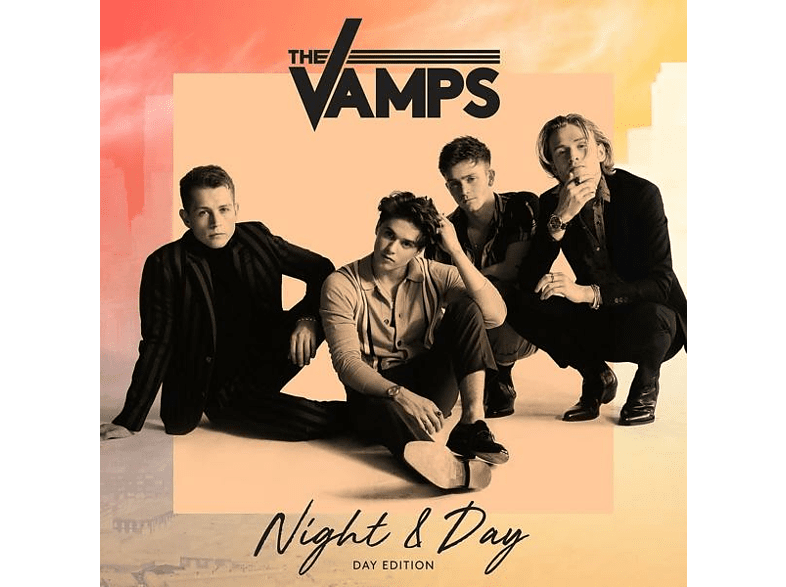 Vamps - Night & Day (Day Edition) [CD]