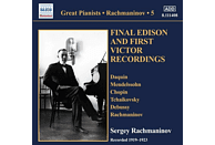 Sergei Vasilievich Rachmaninoff - Solo Piano Recordings Vol.5 [CD]