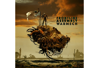 Front Line Assembly - Warmech (Grease Colored Vinyl)  - (Vinyl)