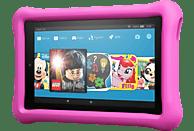 AMAZON Fire 7 Kids Edition, Tablet , 16 GB, 7 Zoll, Schwarz/Pink