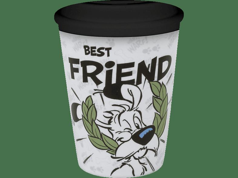 KÖNITZ 1151622249 Asterix Characters Best Friend Kaffeebecher