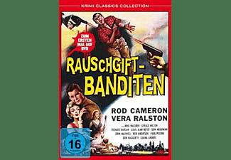 Rauschgift-Banditen DVD