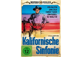 Kalifornische Sinfonie DVD