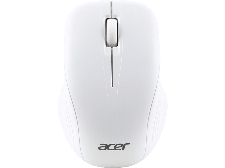 ACER Wireless Optical Maus, Weiß