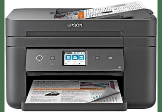 Impresora multifunción - Epson WorkForce WF-2865DWF, Inyección de tinta en color 4 en 1, Negro