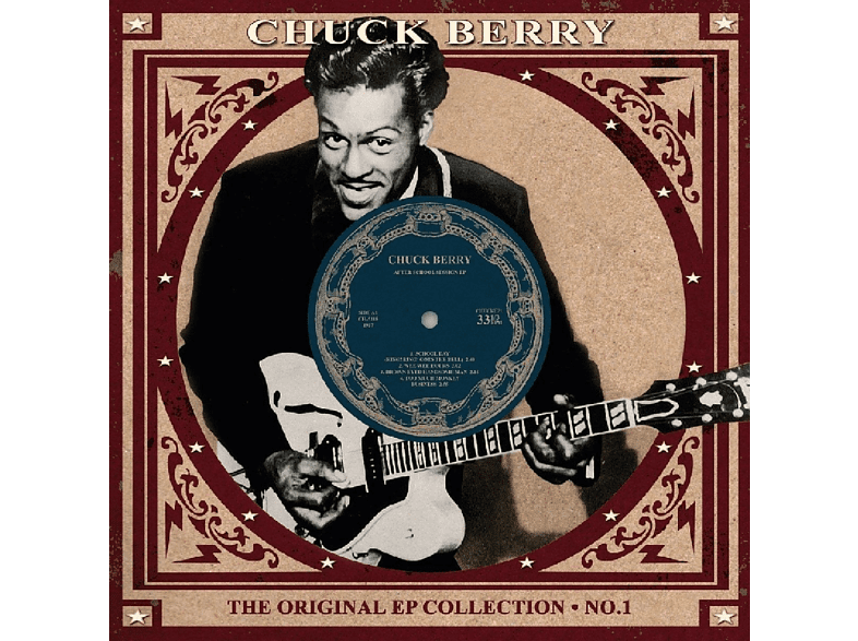 Chuck Berry - Original EP Collection 1 (10 inch/weisses Vinyl) [EP (analog)]
