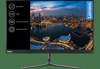LENOVO L24i-10 23,8 Zoll Full-HD Monitor (4 ms Reaktionszeit, 60 Hz)