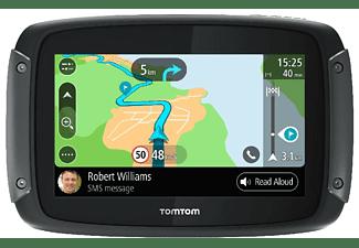 "GPS - TomTom Rider 500, 4,3"", Moto, Europa, Bluetooth, Negro"