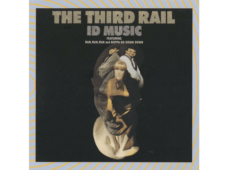 The Third Rail - ID MUSIC [CD]