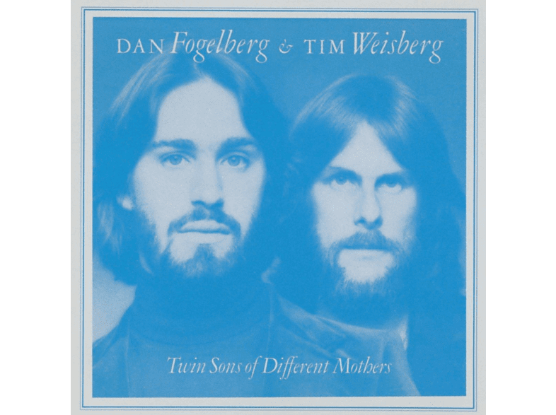 Dan Fogelberg, Tim Weisberg - TWIN SONS OF DIFFERENT MOTHERS [CD]