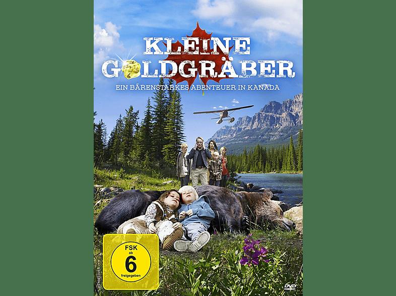Kleine Goldgräber - Ein bärenstarkes Abenteuer in Kanada [DVD]