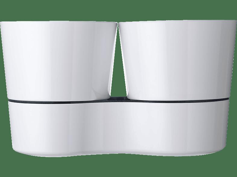 MEPAL 108616030600 Hydro Twin Kräutertopf