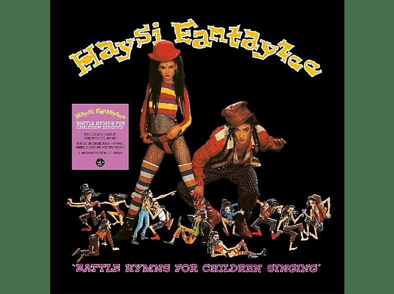 Haysi Fantayzee - Battle Hymns For Children [Vinyl]