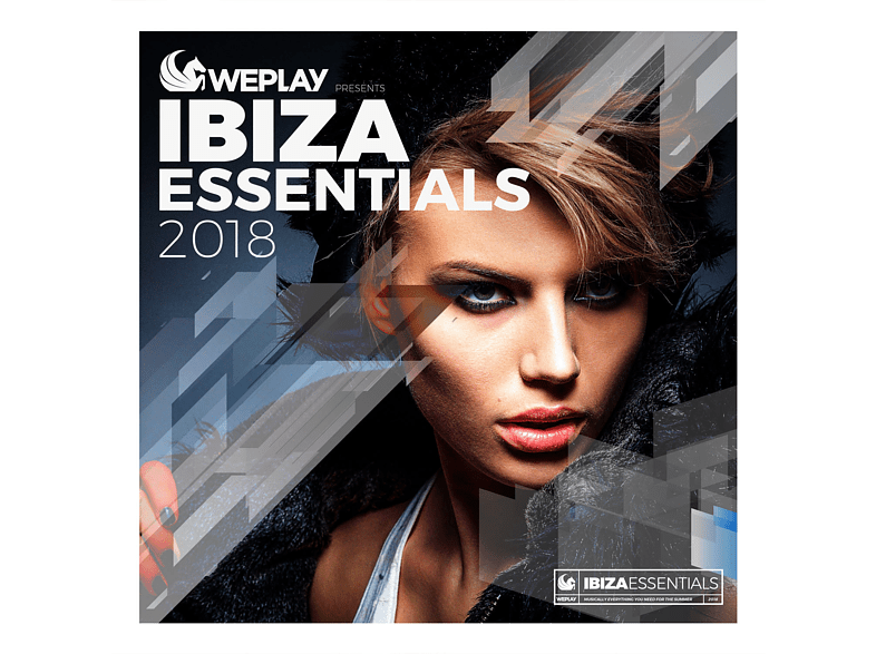 VARIOUS - WePlay Ibiza Essentials 2018 [CD]