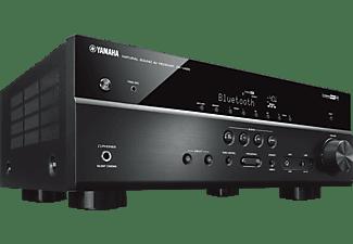 YAMAHA RX-V485 AV-Receiver (5 Kanäle, Schwarz)