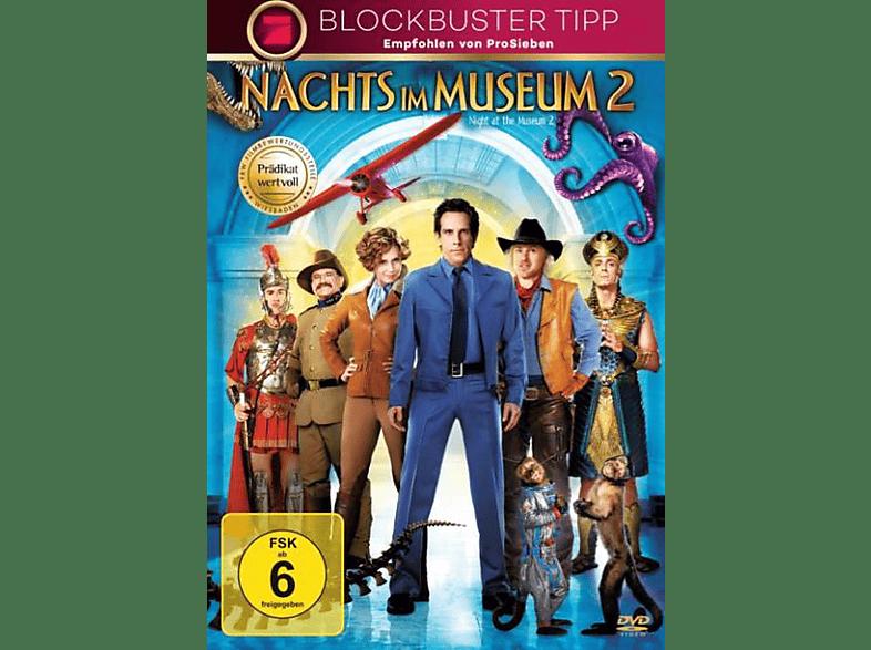 Nachts im Museum 2 [DVD]