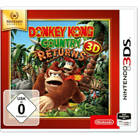 Donkey Kong Country Returns 3D (Nintendo Selects) [Nintendo 3DS]