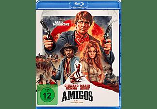 Amigos Blu-ray