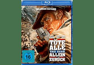 Töte alle und kehr allein zurück Blu-ray