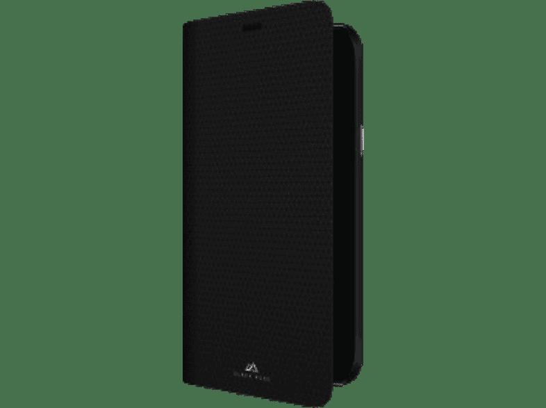 BLACK ROCK Booklet The Standard , Bookcover, Samsung, Galaxy J6 (2018), Polyurethan, Schwarz