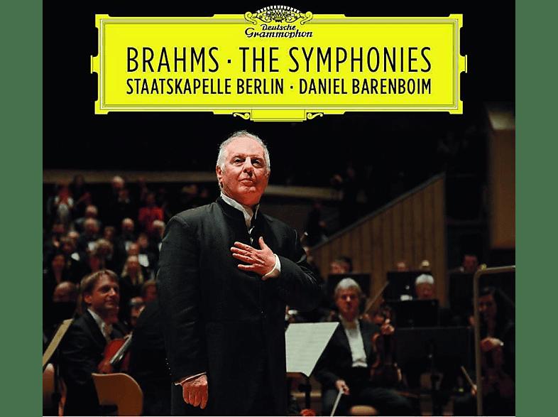 Daniel Barenboim - Brahms: The Symphonies [CD]
