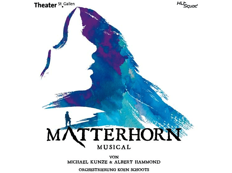 Theater St. Gallen - Matterhorn ? Das Musical [CD]