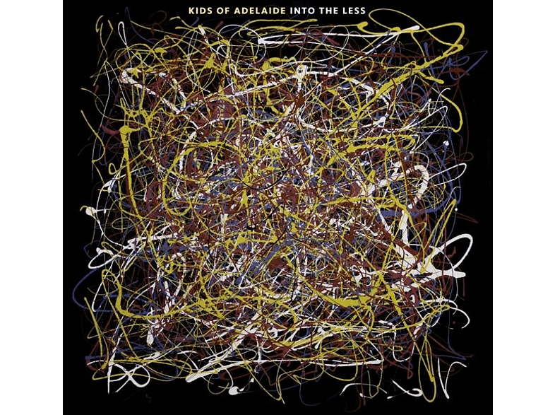 Kids Of Adelaide - Into The Less [CD]
