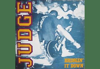 The Judge - Bringing It Down  - (Vinyl)