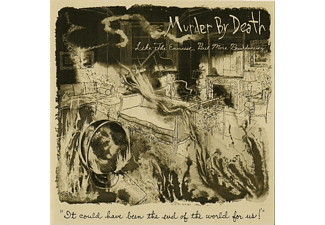 Murder By Death - Like The Exorcist,But More Breakdancing (LP) - (Vinyl)