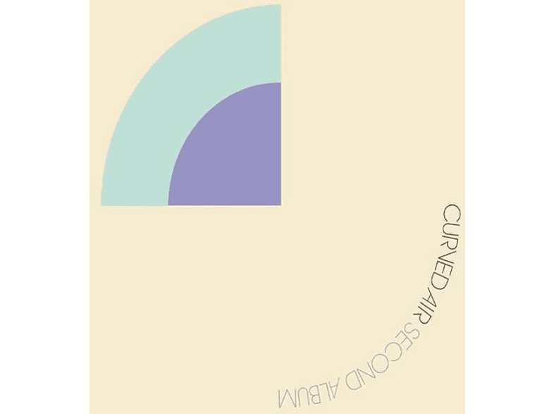 Curved Air - Second Album [CD]
