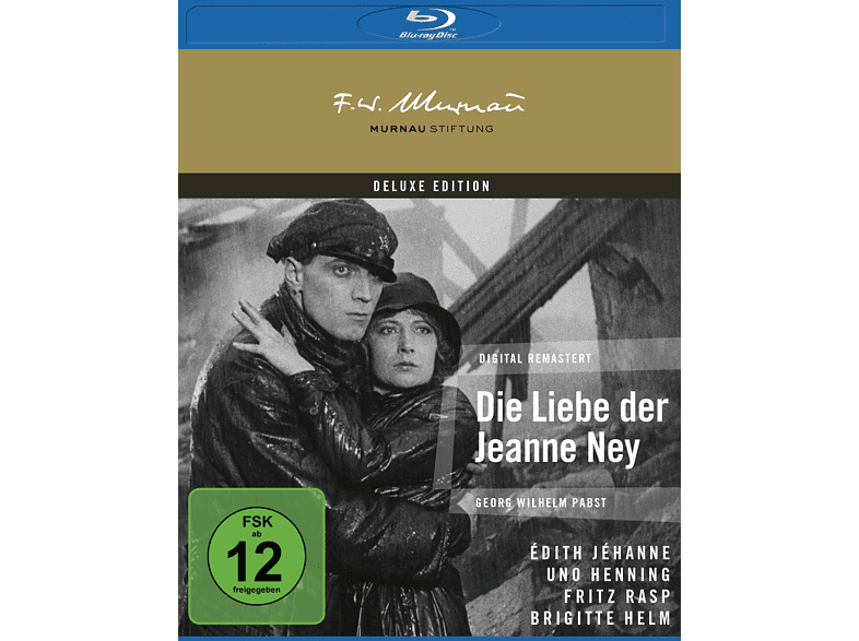 The Love of Jeanne Ney [Blu-ray]