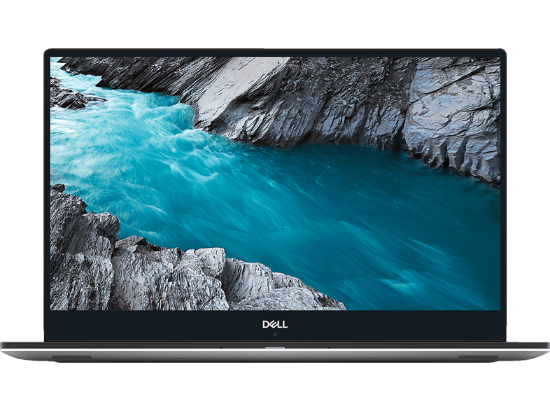DELL XPS 15 9570 I7, Gaming Notebook mit 15.6 Zoll Display, Core™ i7 Prozessor, 8 GB RAM, 256 GB SSD, GeForce® GTX 1050 Ti, Silver