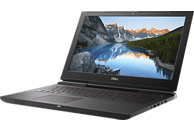 DELL G5 15 5587 I7, Notebook mit 15.6 Zoll Display, Core™ i7 Prozessor, 16 GB RAM, 256 GB SSD, 1 TB HDD, GeForce® GTX 1060, Black