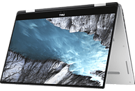 DELL XPS 15 9575 I7, Convertible mit 15.6 Zoll Display,  Core™ i7 Prozessor, 16 GB RAM, 1 TB SSD, Radeon™ Vega M GL, Silver