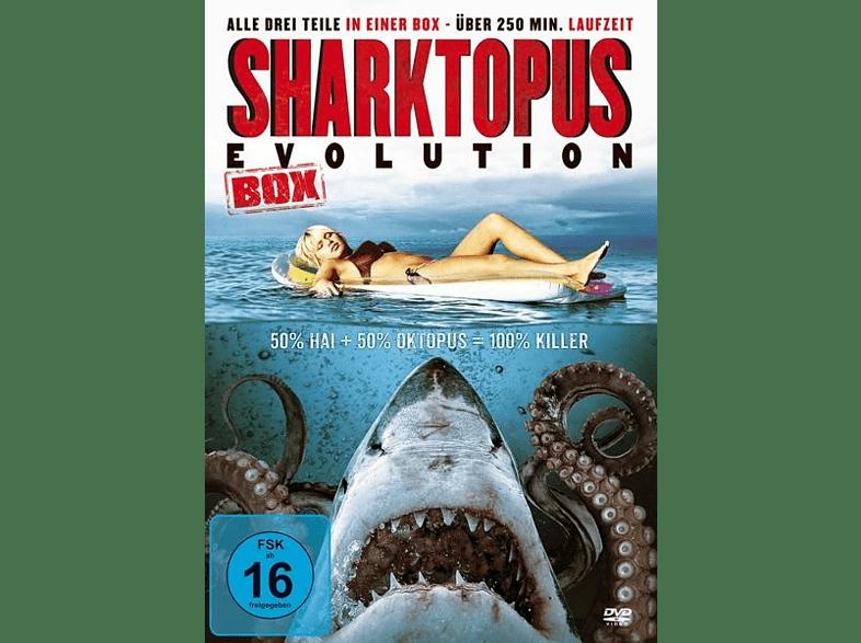 Sharktopus Evolution Box [DVD]
