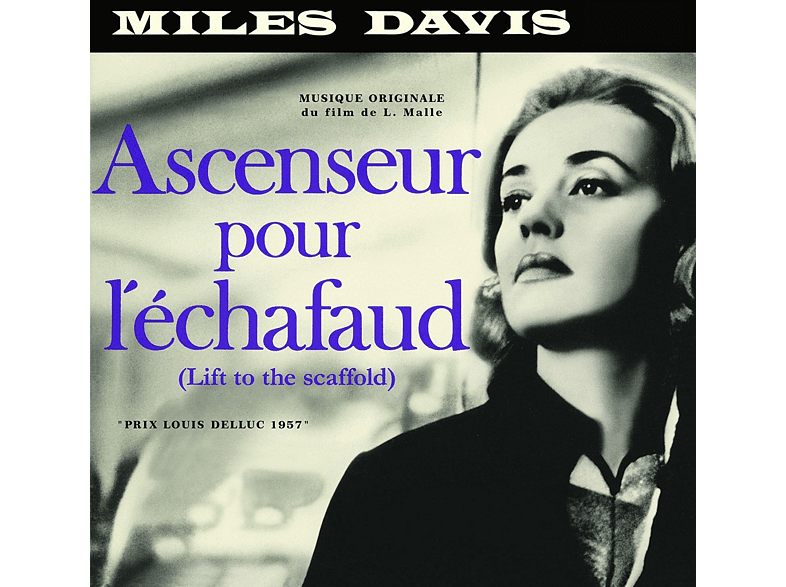 Miles Davis - Ascenseur Pour L' Echafaud (Lift To The Scaffold) [Vinyl]