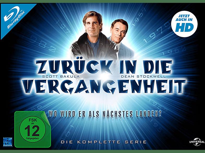 Zurück in die Vergangenheit - Die komplette Serie [Blu-ray]