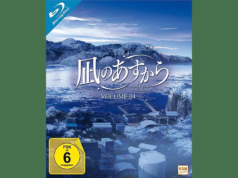 Nagi No Asukara - Vol. 4 (Episoden 17-21) [Blu-ray]