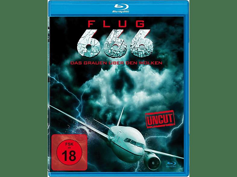 Flug 666 - Das Grauen über den Wolken [Blu-ray]