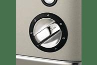 MORPHY RICHARDS 240103 Evoke Toaster Platin (1800 Watt, Schlitze: 4)