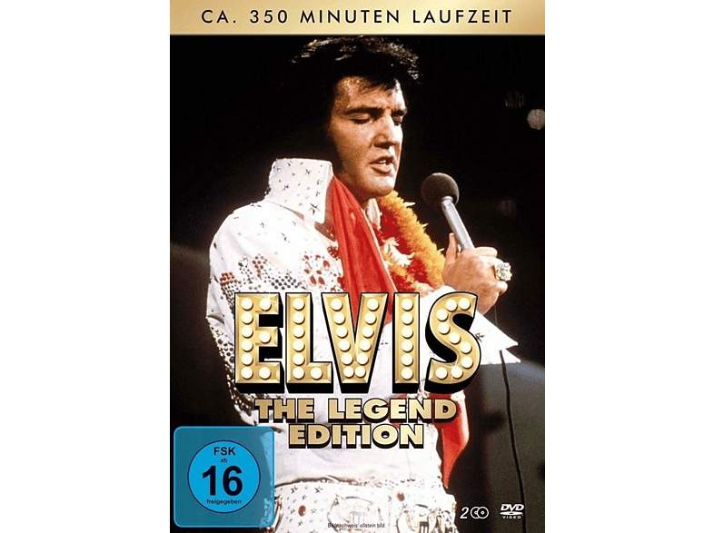 Elvis Presley Gold Edition Box [DVD]