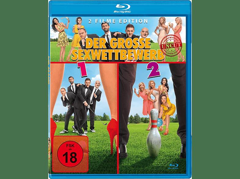Der grosse Sexwettbewerb 1+2 [Blu-ray]