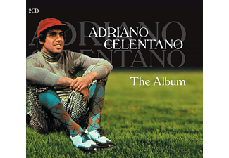 Adriano Celentano - Adriano Celentano - The Album  - (CD)