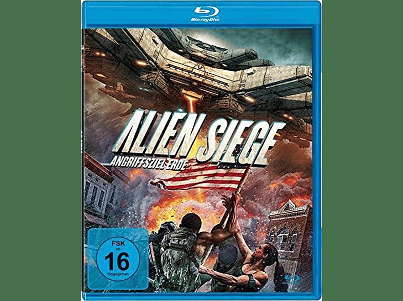 Alien Siege - Angriffsziel Erde [Blu-ray]