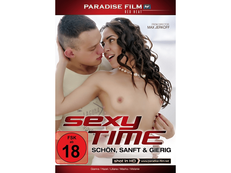 Sexy Time - Schön, sanft & gierig [DVD]