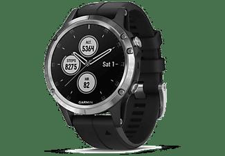 GARMIN GPS-horloge Fenix 5 Plus Zwart