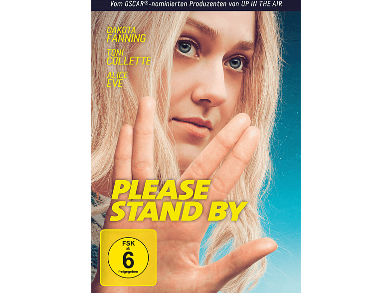 Please Stand By [DVD]