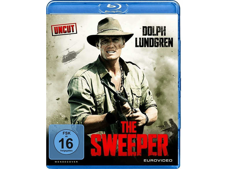 The Sweeper - Land Mines [Blu-ray]