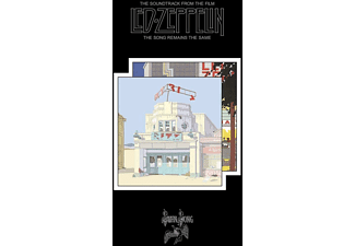 - Led Zeppelin - The Song Remains the Same  - (Blu-ray)